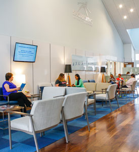 PUBLIC LOBBY LOUNGE (DOUBLE HEIGHT SPACE)