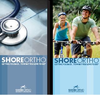 Shore Orthopaedic Marketing Brochures