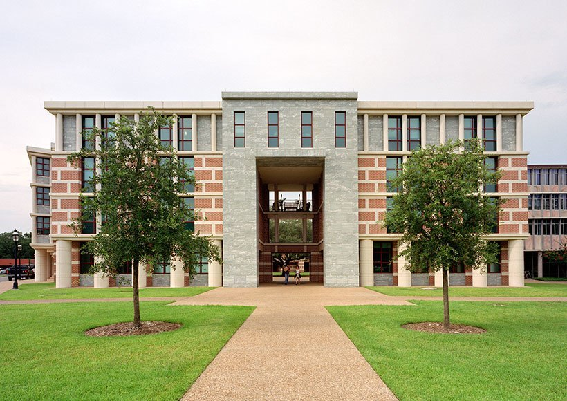 Rice University. Martel College