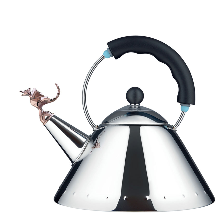 alessi  michael graves architecture  design. meet tea rex