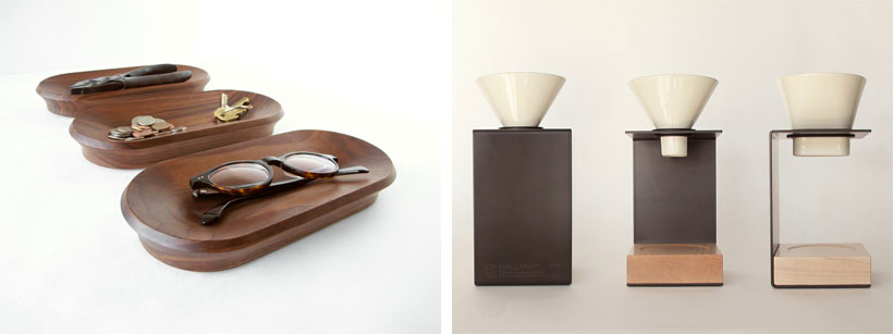 Smallcraft products Conic and Coffee Stand