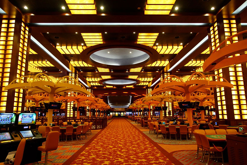 crockfords casino
