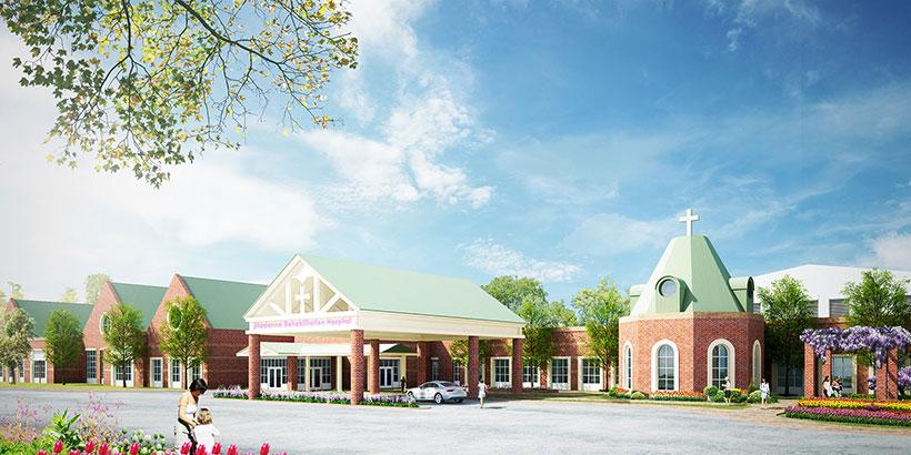Madonna Rehabilitation Hospital Skilled Nursing and Rehabilitation Facility Omaha, NE/USA