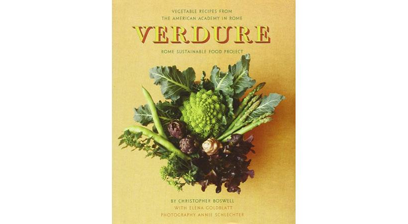 American Academy Cookbooks, Verdure