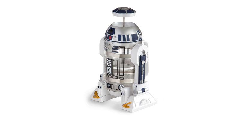Star Wars R2-D2 Coffee PressStar Wars R2-D2 Coffee Press