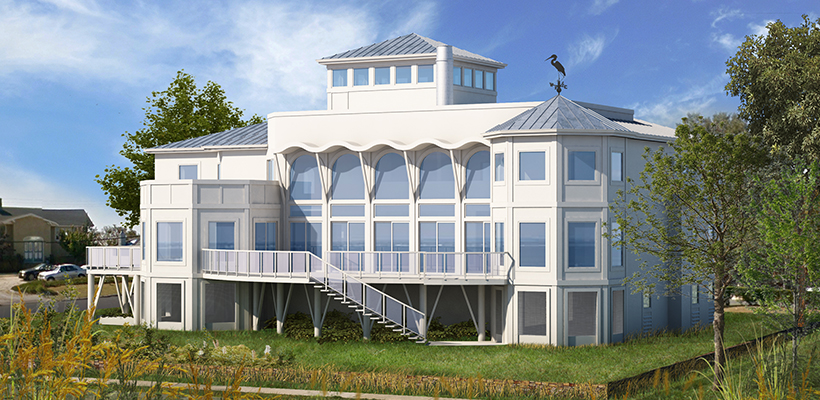 Bill Meyer's Private Residence, Monmouth Beach, NJ